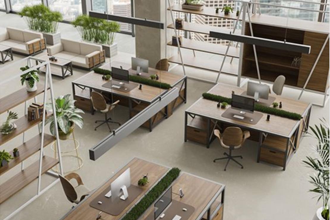 Kolektif Ofis Kullanımı